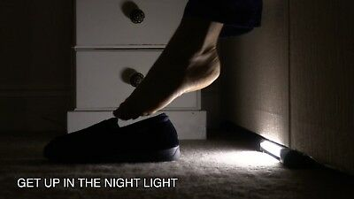 Get Up in the Night Light- motion sensor LED light- fall prevention