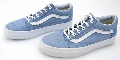 9d0ba5425d29 Vans Woman Sneaker Shoes Casual Free Time Canvas Old Skool Vn0A38G1Mut  Defect