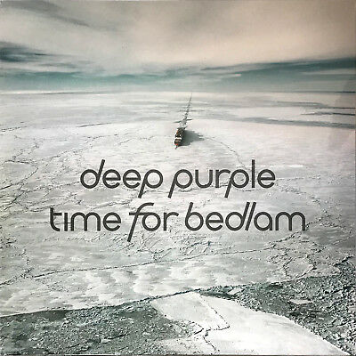 "DEEP PURPLE - Time For Bedlam / Rare LIMITED EDITION Vinyl 10"" EP NEW SEALED"