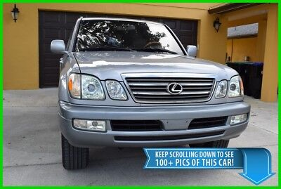 2003 Lexus LX 470 - 86K LOW MILES - NAVIGATION - BEST DEAL ON EBAY! LX470 SUV - SUPER LOW MILEAGE - CLEAN INSIDE AND OUT - RARE