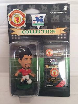 Brand New Corinthian Collection Figure- ROY KEANE - Manchester United 1995