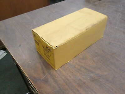 Hubbell Twist-Lock Outlet 2410 20A 125/250V 3P 4W *Box of 10* New Surplus