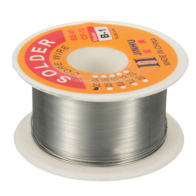 50G 03Mm 6040 Tin Lead Soldering Wire Reel Rosin Core Solder