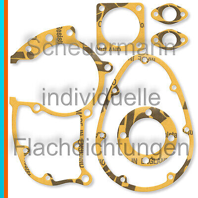 Dichtsatz passend für / Gasket kit suitable for NSU Quick 98