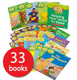 Read with Biff, Chip and Kipper Collection: Levels 1-3 - 33 Books (Collection)