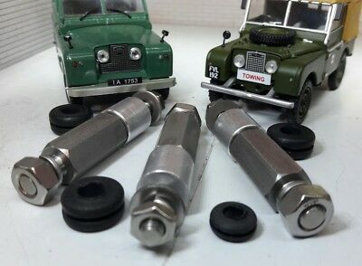 Land Rover Series 1 2 Smiths Clayton Conversion Heater Motor Mounting Spacers