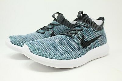 a123bbf5f448 NIKE ROSHE 2 TWO FLYKNIT V2 918263-300 Green Abyss NEW SZ US 13 ...