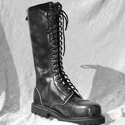 Gothic Hls Boots Festival 20 Loch Stiefel5 Leder PuOkiTXlwZ