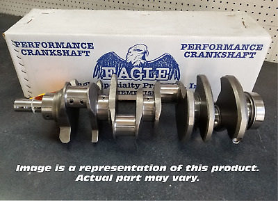 Eagle 444041506760 4340 Forged Crank Big Block Chrysler RB 426, 440