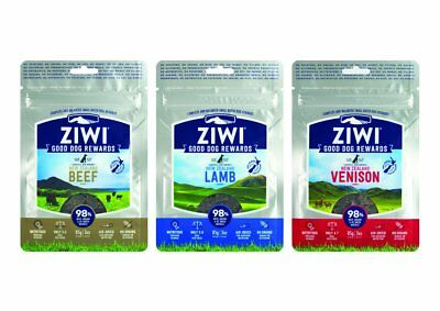 Ziwi Good Dog Rewards Air-Dried  Dog Treats, 3-oz bag (Free Shipping)