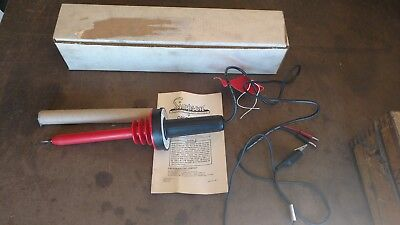Simpson High Voltage Test Probe 00412 Model 10,000 Vac Range For Simpson 260-7