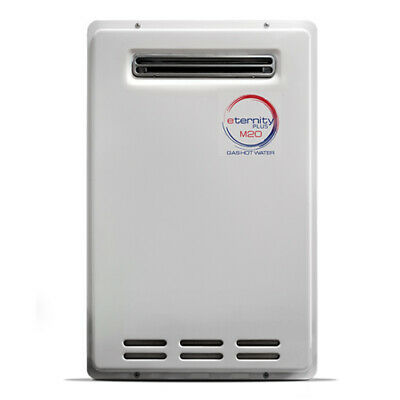 Factory Second Chromagen Eternity Gas Hot Water Heater to replace Rinnai Bosch