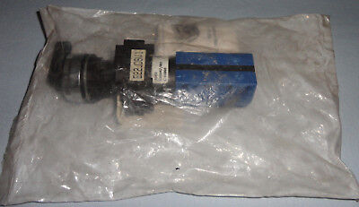 Cutler Hammer E22JD6W1 Rotary Selector Switch Kraus&Naimer 6 Position Eaton NEW