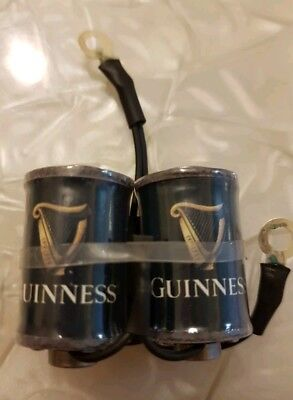 Handwound 32mm 8 Wrap Coils - Guinness Wraps