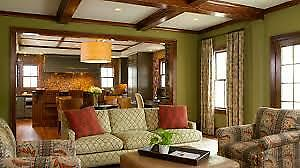 NICE Furniture--couches, chairs, tables, kitchen ware, ceramics, clothes, books