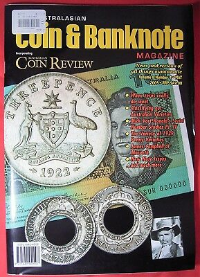 The Australian - Coin & Banknote Magazine - Coin Review - Vol 8, N 4, May 2005