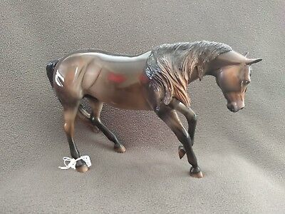 "Peter Stone ""Pokey"" customized performance horse limited edition glossy"