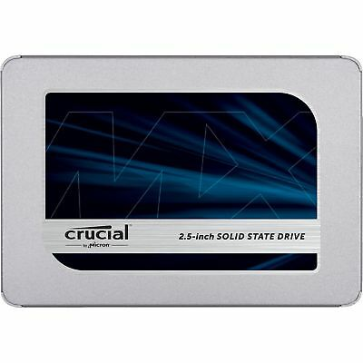 Crucial MX500 500 GB, Solid State Drive
