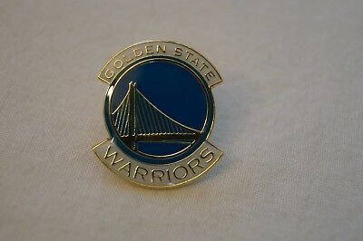 NBA - Basketball - Hard to Find - Badge - Pin - Golden State Warriors