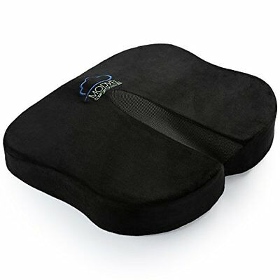 Modvel Seat Cushion For Back Pain Tailbone Coccyx & Sciatica Relief Ventilated