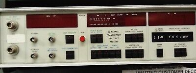 Farnell Transmitter Test Set