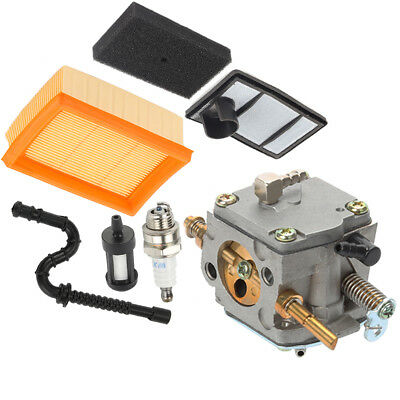 Carburetor Air filter Combo for Stihl TS400 Cut Off Saws 4223 120 0652 Chainsaws