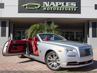 2016 Rolls-Royce Silver Spirit/Spur/Dawn  2016 Rolls-Royce Silver Spirit/Spur/Dawn Automatic 2-Door Convertible
