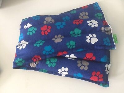 rice heat pad hotcold shoulder neck wrap pack LONG  microwave lavender or pick