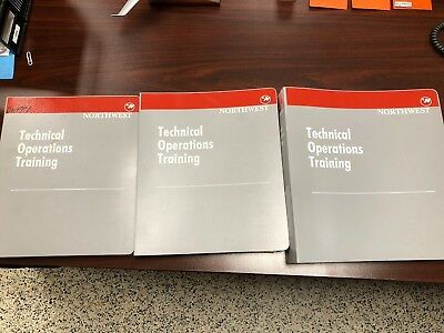 Northwest DC-10 Technical Operations Training Manual
