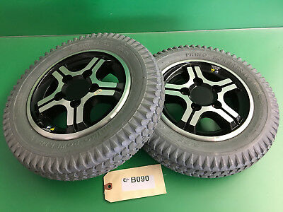Wheels and Tires Quantum 6000 Z  3.00-8 Mint Condition ~set of 2~ #B090