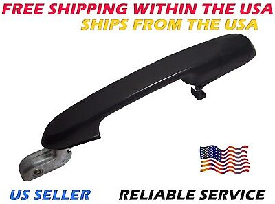 QSC Outside Exterior Door Handle Rear Right for Hyundai Accent 06-11