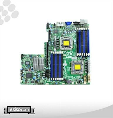 X8DTU-F SUPERMICRO Server Motherboard System Board Dual Intel LGA 1366 Socket