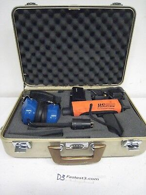 Ue Systems Ultraprobe 9000Mph Long Range Ultrasonic Digital Probe Inspection Kit