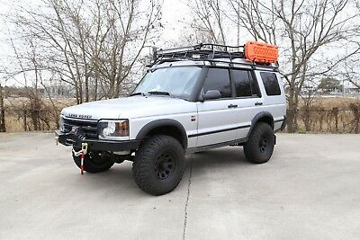 2004 Land Rover Discovery  2004 Land Rover Discovery 2