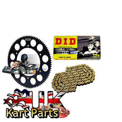 KART 98 Link DID 219 Chain and 219 Talon Premium Sprocket Offer