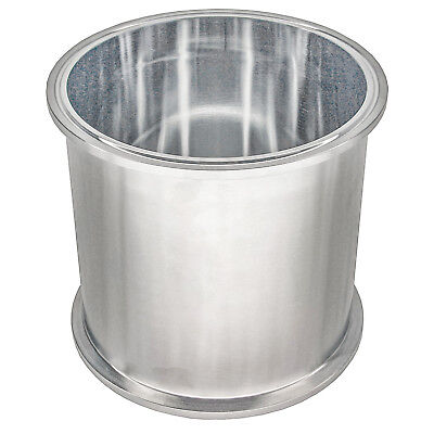 "HFS (Tm) 8"" x 8 "" Sanitary Spool - Tri Clamp Clover Stainless Steel 304"