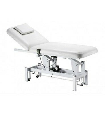 Massage Beauty Waxing Facials Treatments 1 Motor Electric Bed White