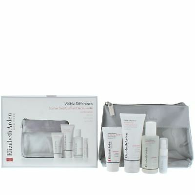 Elizabeth Arden Visible Difference Starter Set For Combination Skin