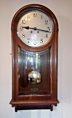 Excellent Quality, Restored German Wall Clock