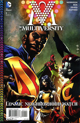 MULTIVERSITY by Grant MORRISON The Complete DC miniseries and Guidebook NM