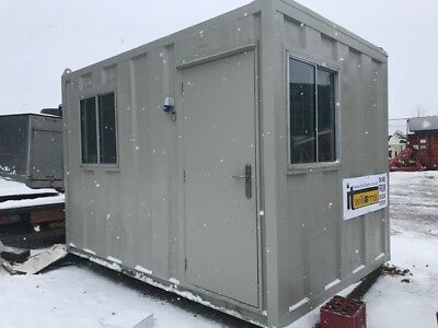 12'x8' Steel Office Canteen Drying Room Container Cabin