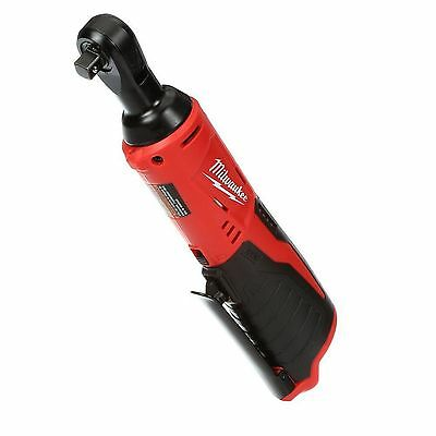 """M12 Ratchet Cordless Milwaukee Electric Heavy Duty Wrench 3/8"""" Bare Tool 12-Volt"""