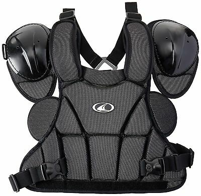 NWT Champro Umpire Chest Protector Black, Large, CP135