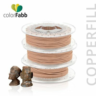 ColorFabb CopperFill 1,75 mm 1500g