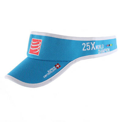 Compressport Visor Cap  One size |Blue