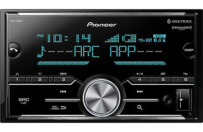 Pioneer MVH-S600BS Bluetooth Digital Media Receiver. (Does Not Play CDs)   NEW!!