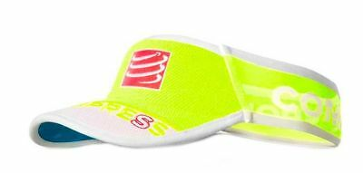 Compressport Ultralight Visor V2 One Size neon yellow