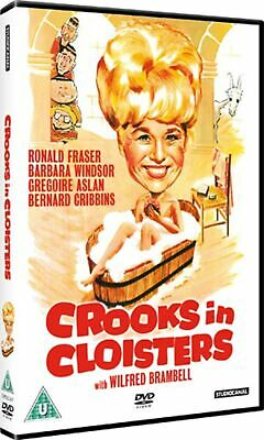 Crooks in Cloisters [DVD]