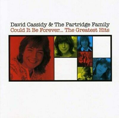 Could It Be Forever... The Greatest Hits - David Cassidy (Album) [CD]