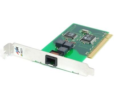 AVM Fritz!Card PCI ISDN Controller Adapter Fax Modem MSN S0 Interface Card card